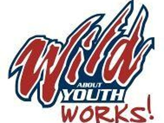 WSD Wild About Youth Works logo