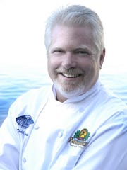 Todd Johnson was a chef-partner in the original Bistro 41. He's now chef and co-owner of Rumrunners in Cape Coral.