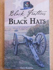 The front cover of author Gary Rembisz's book about local soldiers who fought in the Civil War.