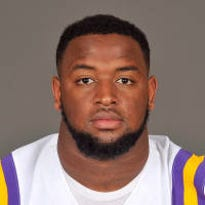 LSU defensive lineman Davon Godchaux was arrested Monday by the East Baton Rouge Sheriff's office.