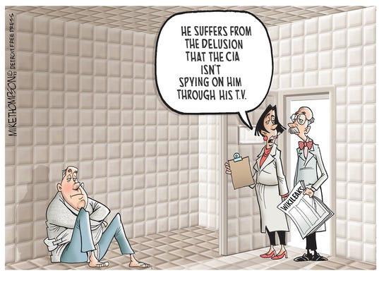 The CIA Wikileaks revelations