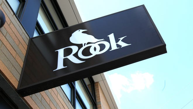 Rook, 719 Virginia Ave., this fall moves to the new Slate development two blocks away.