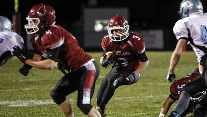 Logan Lefke and Portland have won 11 straight regular season games after posting a 40-0 Week 2 win over Hillsdale.