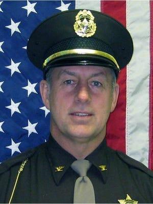 Sanilac County Sheriff Garry Biniecki