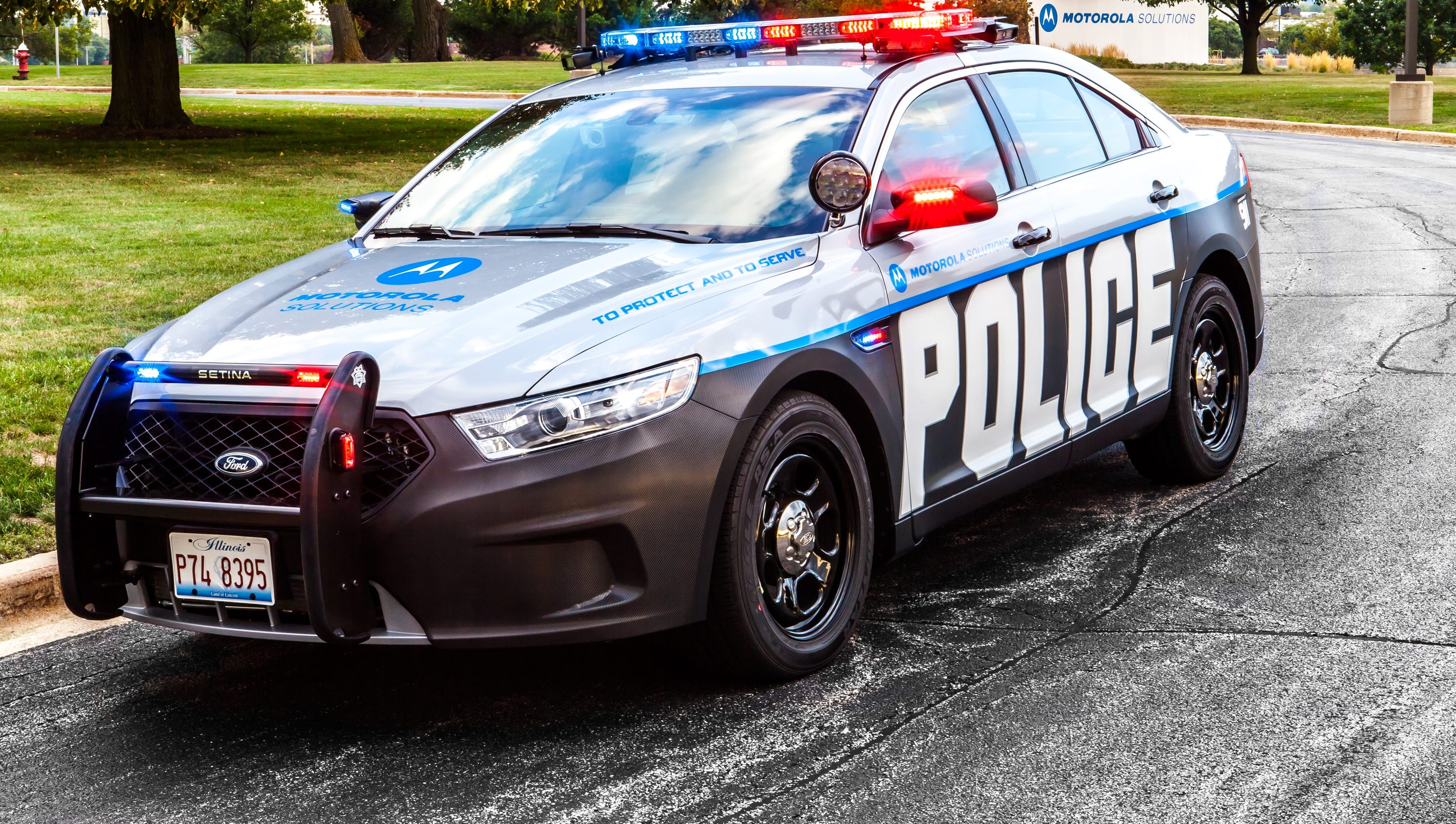 Ford Tests Show It Has The Quickest Police Car