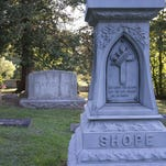 Piney Grove Cemetery's history depends on its donors