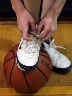 DePaul's boys and girls teams each earned the fourth seeds for the Passaic County tournaments.