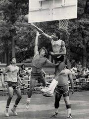 The Dirt Bowl at Shawnee Park.  July 7 1982.