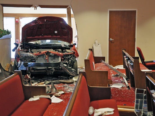 Car Crash-Church (2)