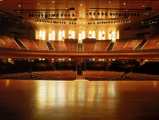 Grand Ole Opry Seating Chart View Now Showing Home Buy Tickets