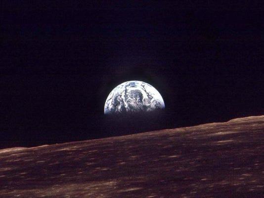 Apollo 8- Anniversary