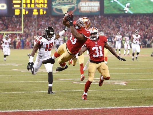 APTOPIX Falcons 49ers Football (2)