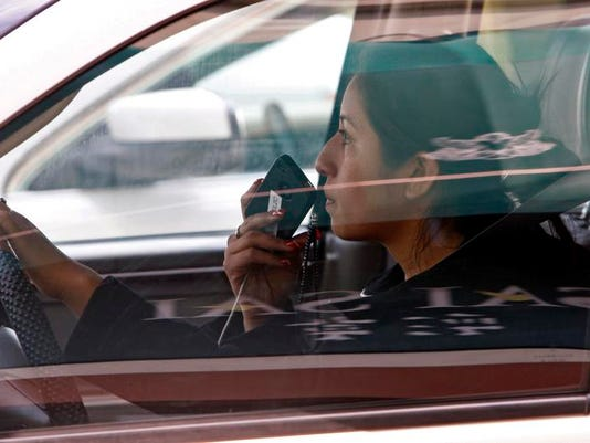 cellphones while driving Cellphones and texting june 2018 talking on a hand-held cellphone while driving is banned in 16 states and the district of columbia the use of.
