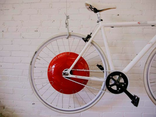 Smart Bicycle (2)