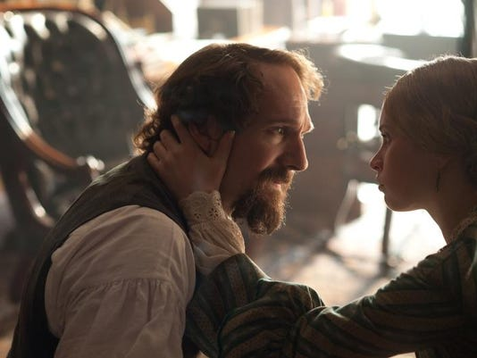 Film Review-The Invisible Woman