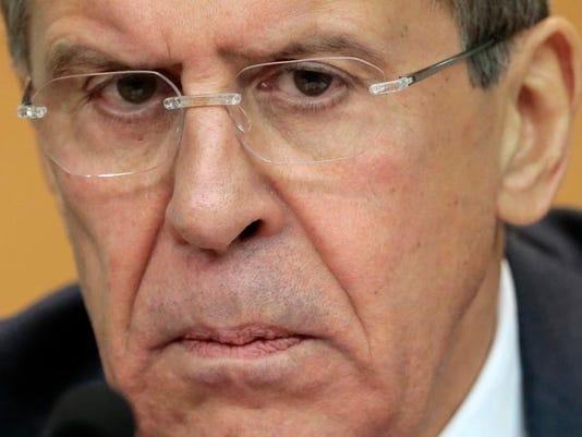 Russia Syria Peace Talks