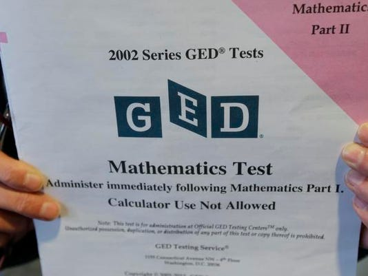 GED Changes