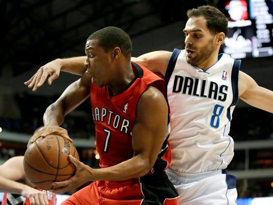Raptors Mavericks Basketball