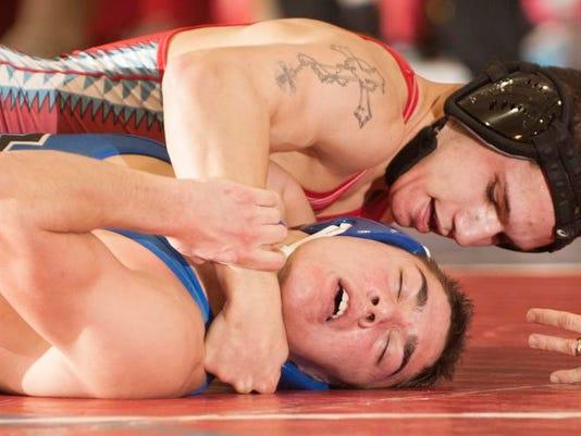 CHL 0211 Pennsauken wrestling 1