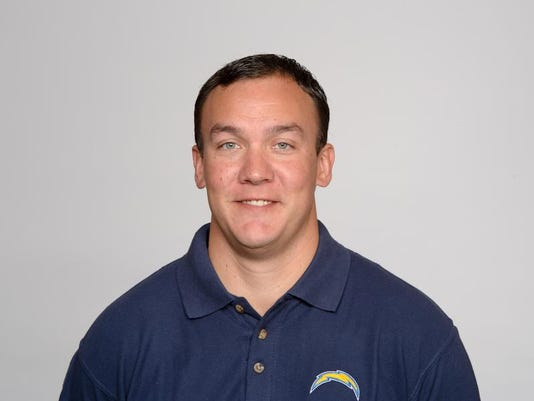 Titans Hire Chargers Assistant To Be Offensive Coordinator
