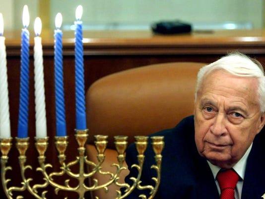Mideast Israel Obit Sharon