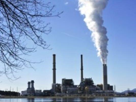 Duke power plant WEB ONLY
