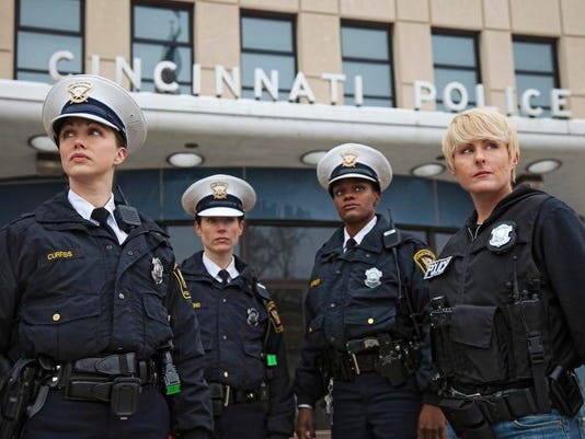 Cincinnati police women will be featured on TLC show