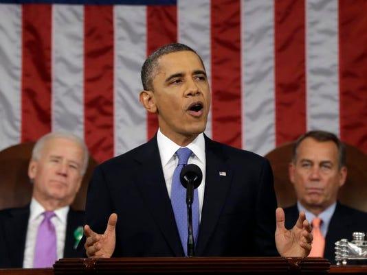 Obama's Year