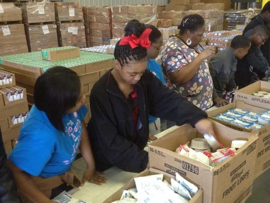 MON food bank 0121