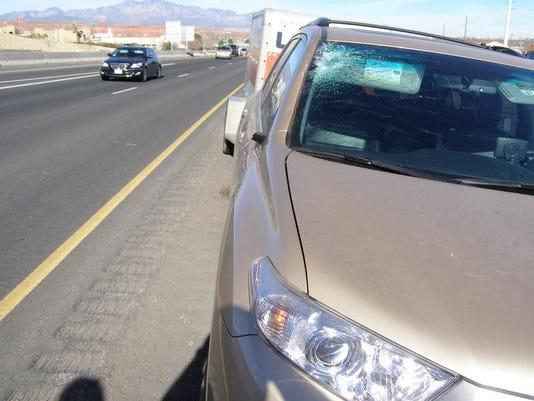 Pedestrian Killed In Interstate 15 Accident
