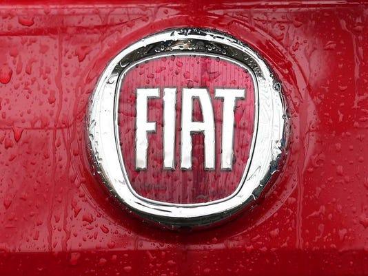 Italy Fiat Chrysler