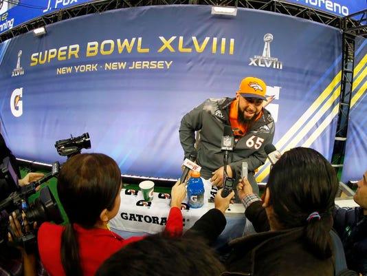 Super Bowl Media