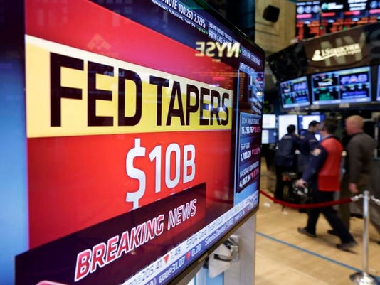Wall Street Federal Reserve