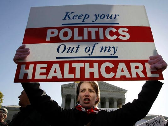 Obamacare is expected to play an important role in iowa races for