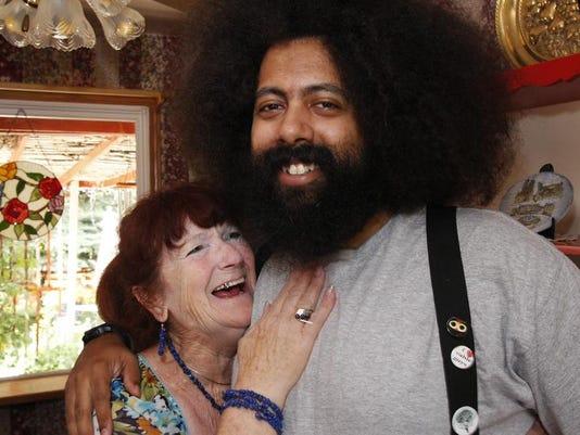 Reggie Watts Mother I'm hypoglycemic, so i...