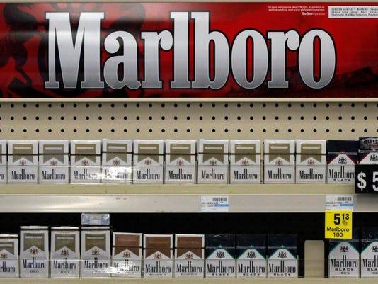 CVS Caremark Tobacco Sales