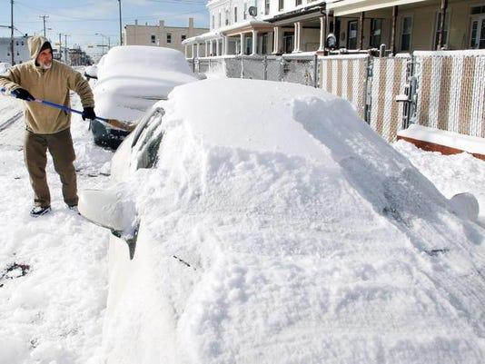 Winter Weather NJ
