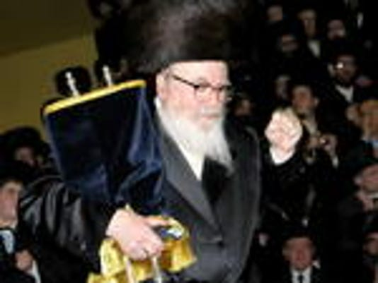 Rabbi David Twersky