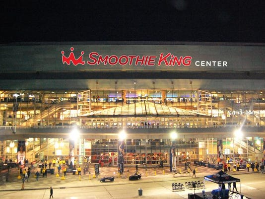 Pelicans Arena Deal