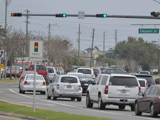 Gulf Breeze Traffic.JPG
