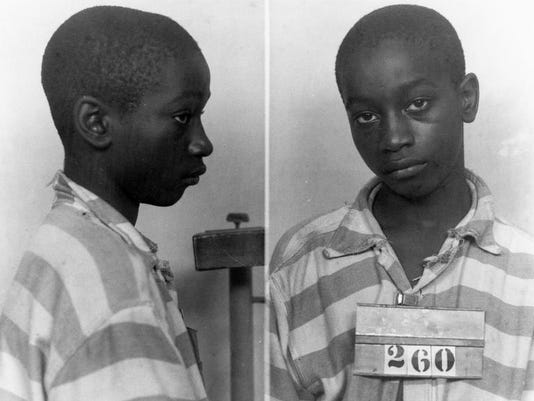 Teenager Executed