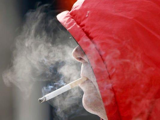 SAL0108-Smoking Ban