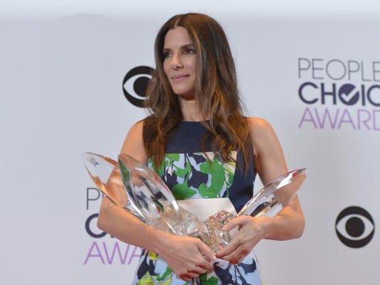 2014 People's Choice Awards - Press Room