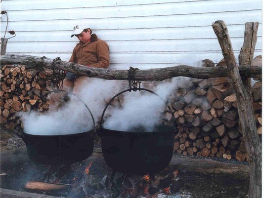 -The Highland Maple Festival - Old Fashioned Maple Syrup Making (Photo by El.jpg