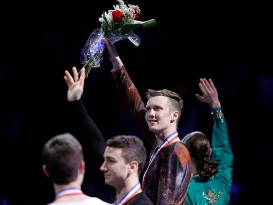 US Championships Figure Skating (2)