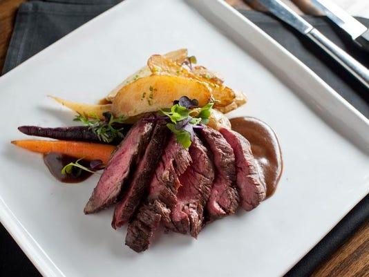 bistro grace hanger steak