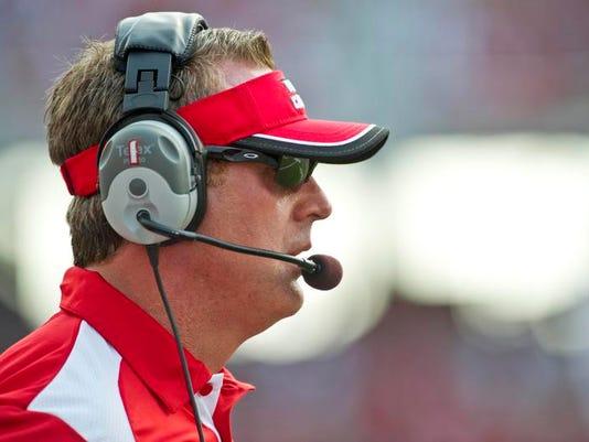 Coach Hudspeth
