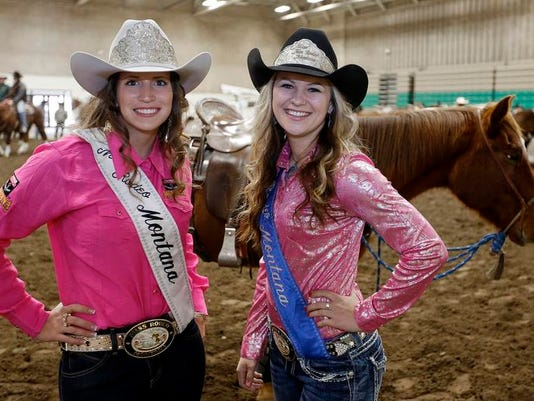 Two Take Hold Of Reigns As State Rodeo Queens