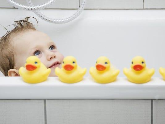 e rubber duckie