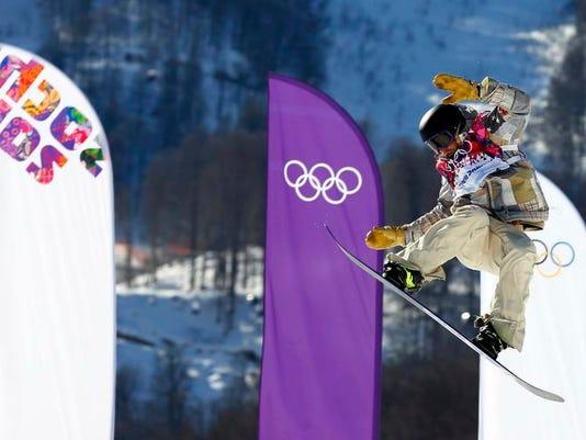 OLYMPICS-SNOWBOARD